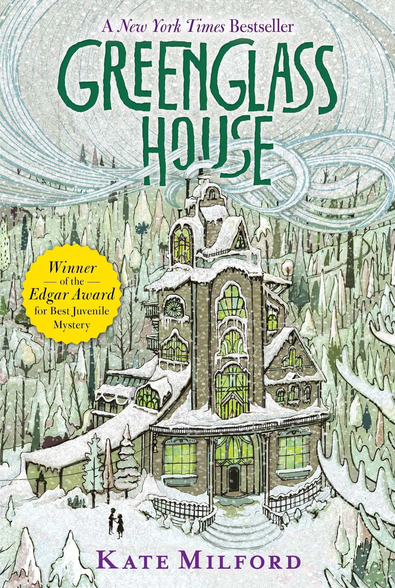 Greenglass House: Milford, Kate, Zollars, Jaime: 9780544540286: Amazon.com:  Books