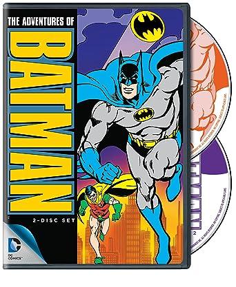 Adventures of Batman [Reino Unido] [DVD]: Amazon.es: Cine y ...