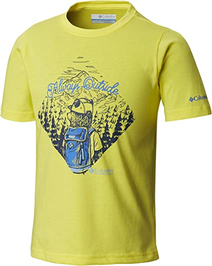 Columbia Treetastic Short Sleeve Shirt Hiking-Shirts