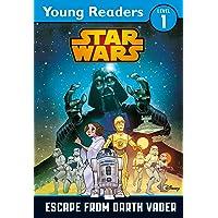 Star Wars: Escape From Darth Vader: Star Wars Saga Reader (Star Wars Young Readers)