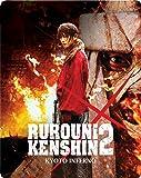 Rurouni Kenshin 2 - Kyoto Inferno Blu-Ray (Limited Steelbook) Region Free