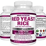 Amazon.com: Weider Red Yeast Rice Plus with Phytosterols