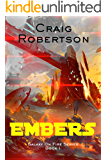 Embers: The Galaxy On Fire Series, Book 1