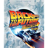 Back to the Future 30th Anniversary Trilogy [Blu-ray + Digital HD] (Bilingual)