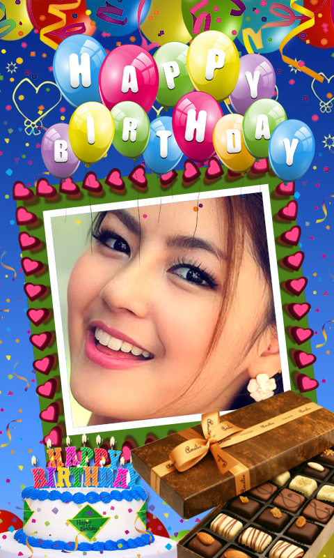 Amazon.com: Birthday Photo Frames New: Appstore for Android