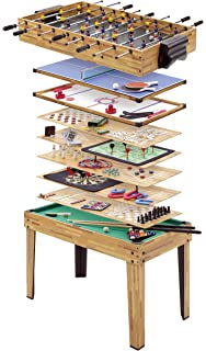 Mightymast Leisure 34 In 1 Multiplay Games Table
