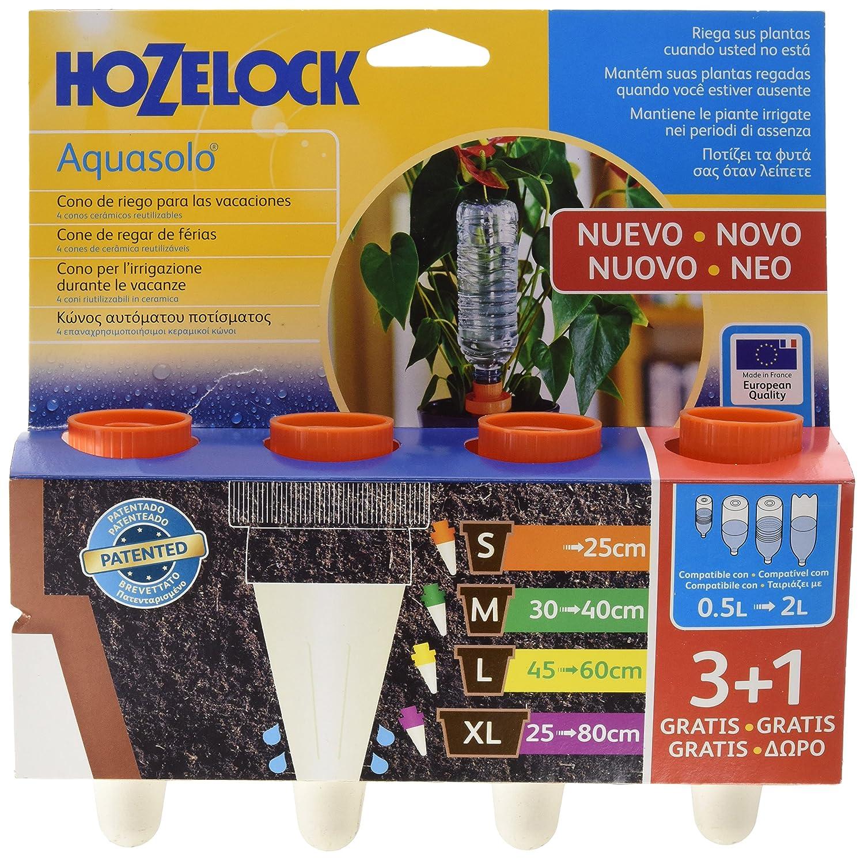 Hozelock 27153135Aquasolo Orange Small Size 3+ 1