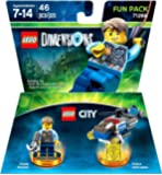 LEGO Dimensions, LEGO City Fun Pack