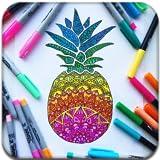 Coloring Art Book - Mandala