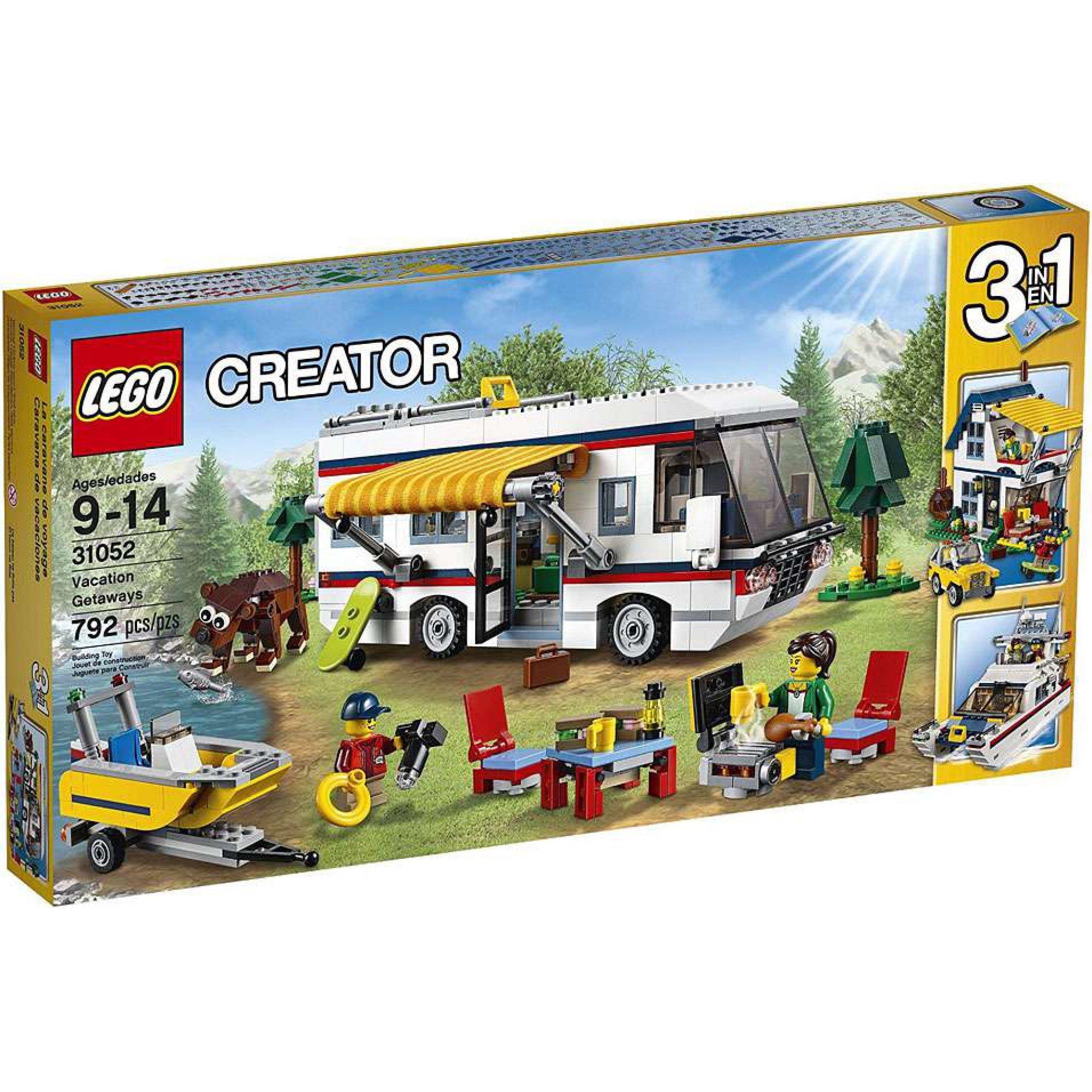 LEGO LEGO Creator Vacation Getaways Building Set, 31052