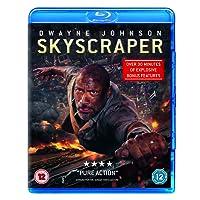 Skyscraper (Blu-ray) [2018] [Region Free]