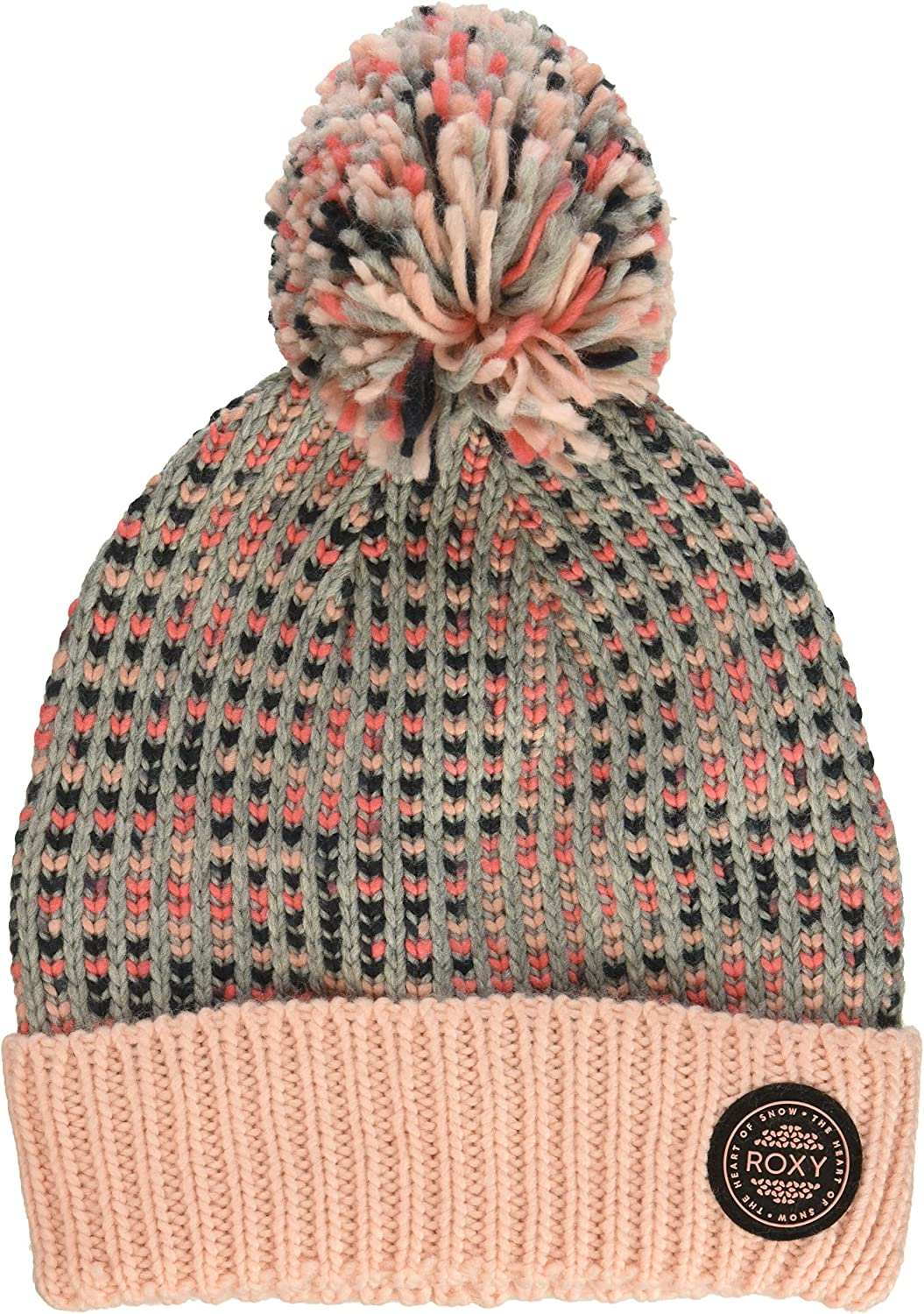 Roxy Girls Little Snowflurry Snow Beanie