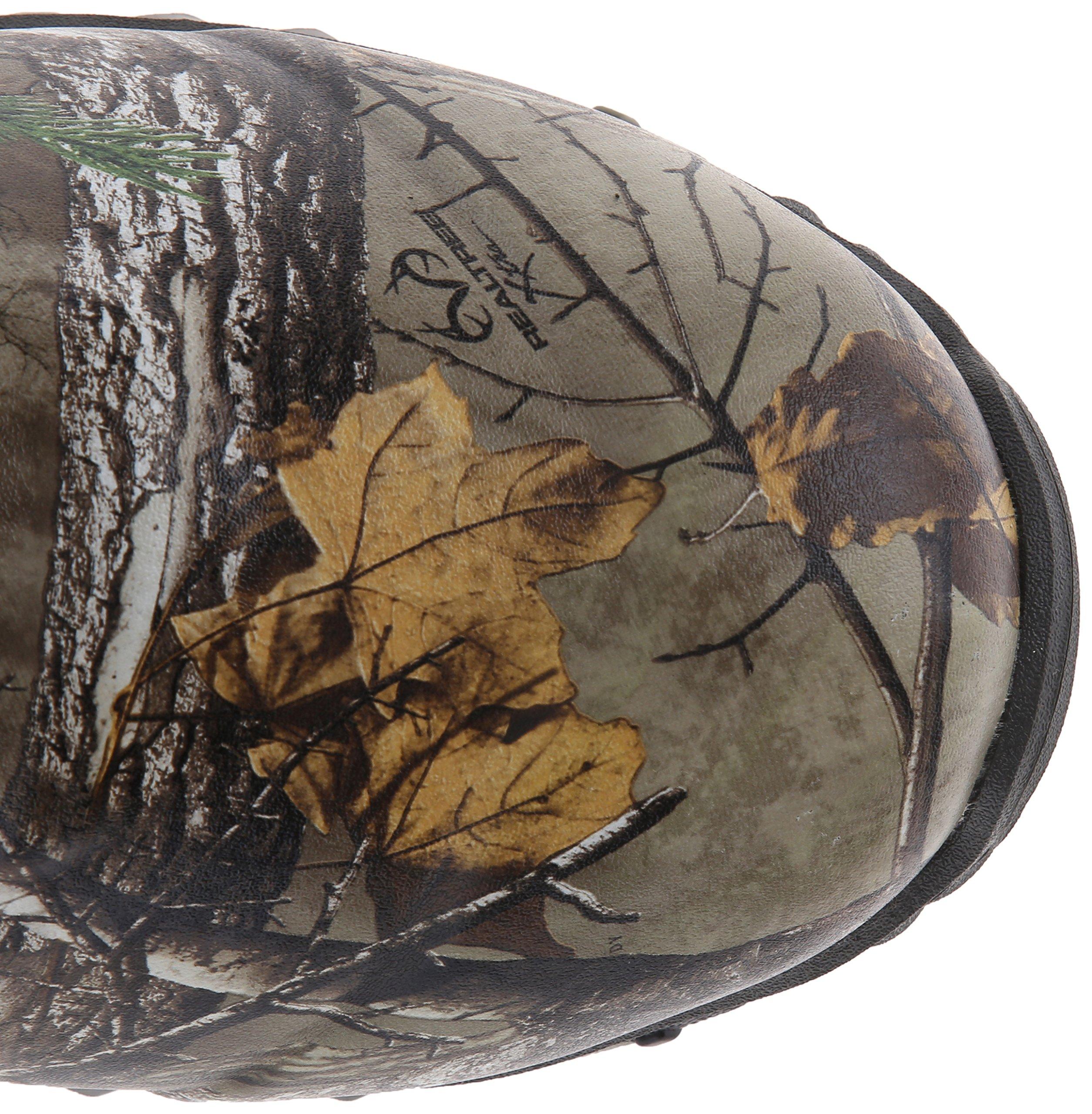 Irish Setter Men's 4881 Rutmaster 2.0 17'' 800-Gram Rubber Boot, Camo, 8 E US by Irish Setter (Image #7)