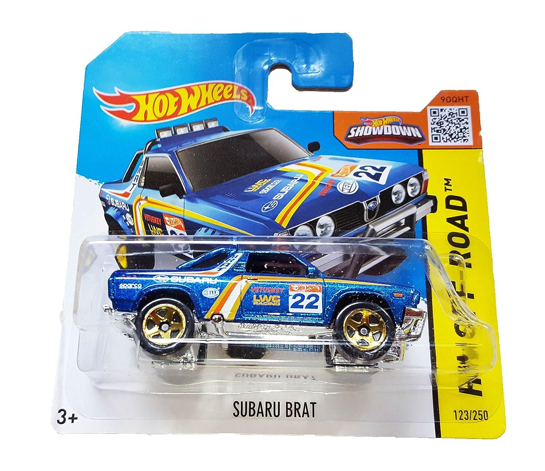Buy Hot Wheels Hw f Road 123 250 Subaru Brat Short Card line