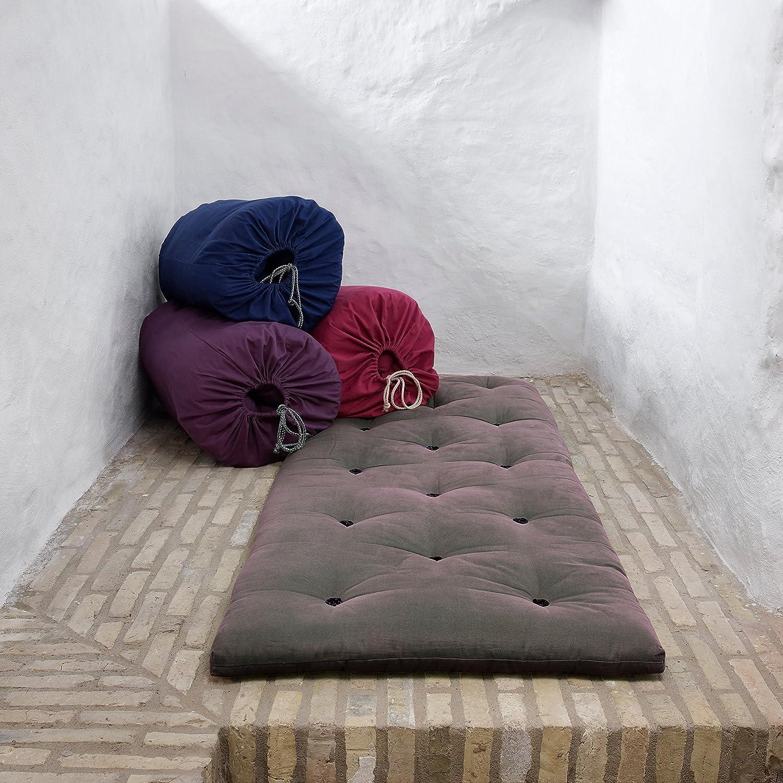 Karup Lit futon dans un sac enroulable