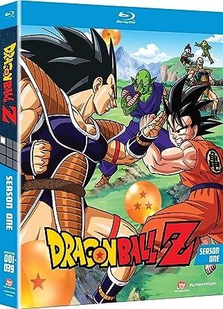 dragon ball z season free