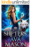 Elizabeth and the Shifters: a Paranormal Wolf Dragon Shifter Series (Fated Alpha Book 1)