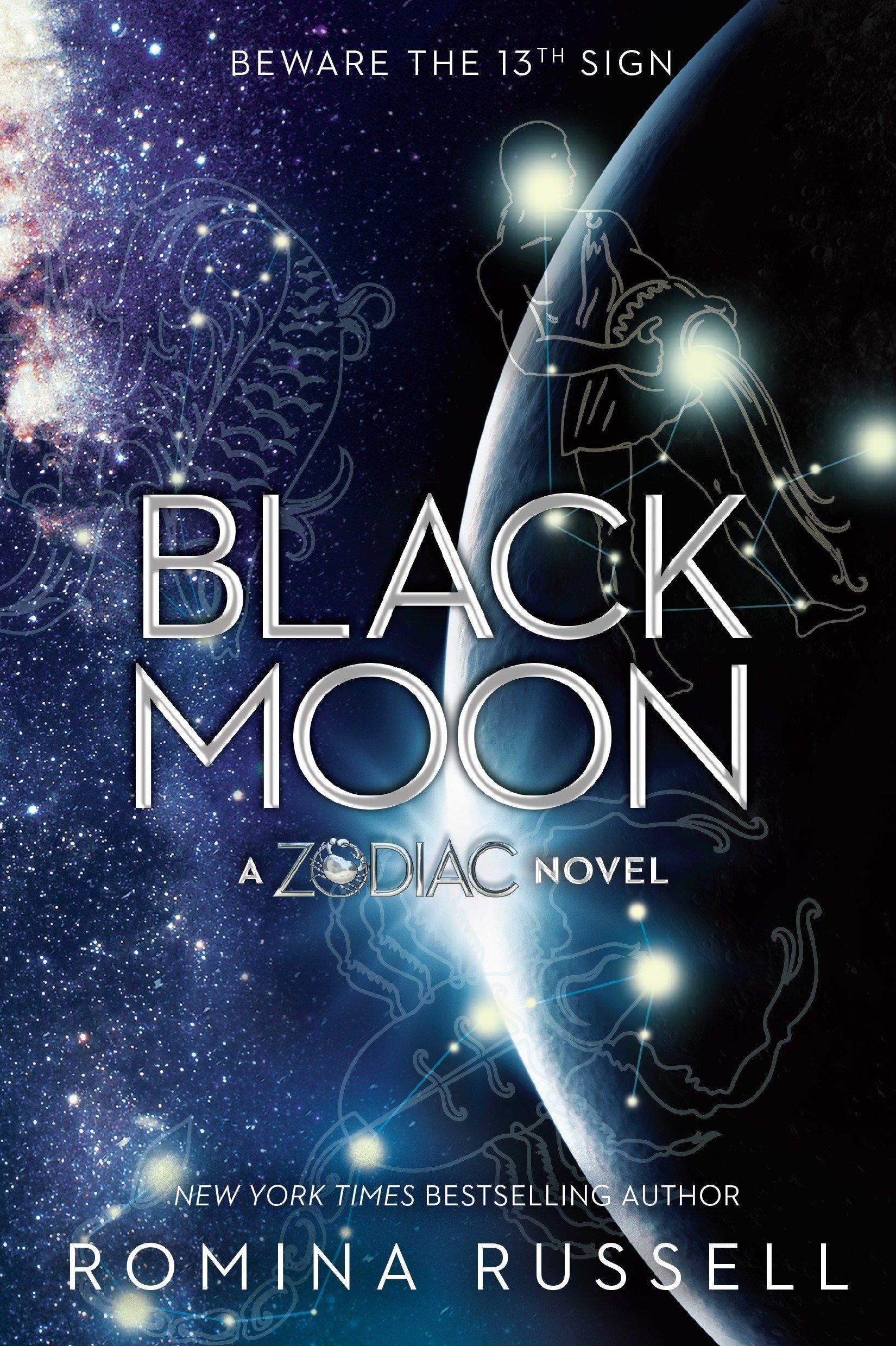 Amazon.com: Black Moon (Zodiac) (9781595147462): Russell, Romina: Books