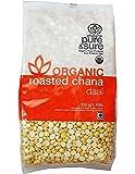Pure & Sure Organic Roasted Channa, 500g