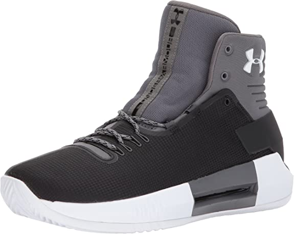 #4 Under Armour Men's Team Drive 4 Basketball Shoe
