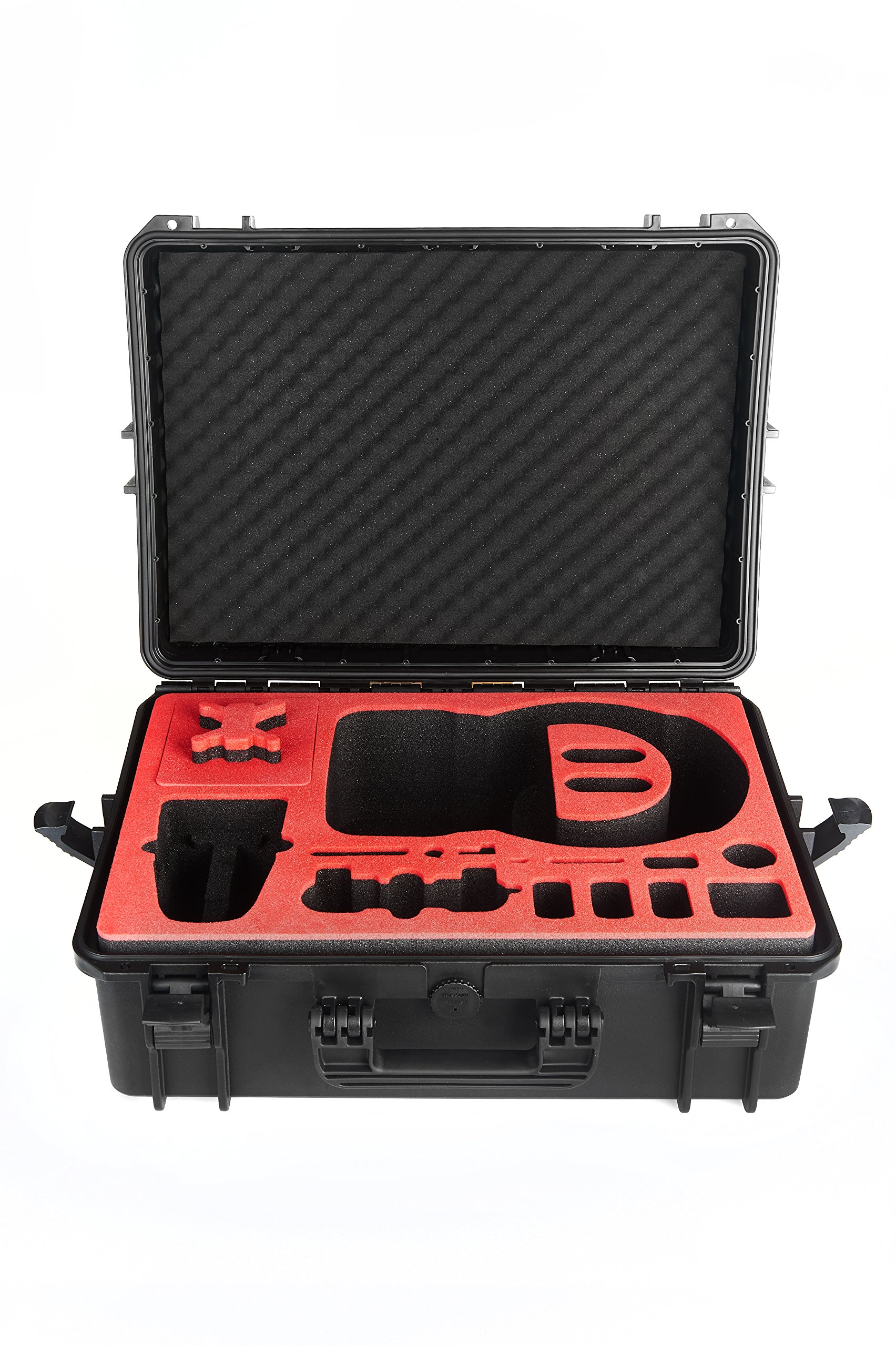 Professional Carrying Case for DJI Mavic AIR - Made in Germany - by MC-CASES (Case for DJI Goggles and DJI Mavic Air) by mc-cases (Image #5)