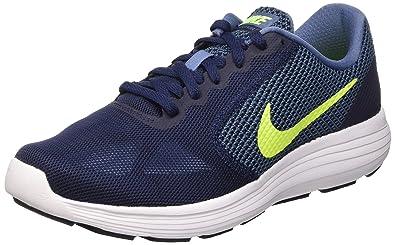 nike chaussures de running revolution 3 homme