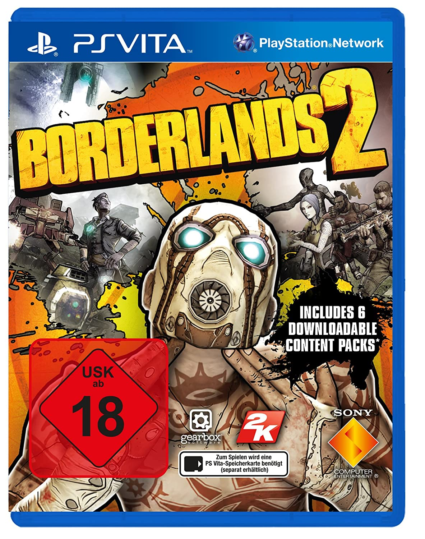 Borderlands 2 Playstation Vita Amazonde Games