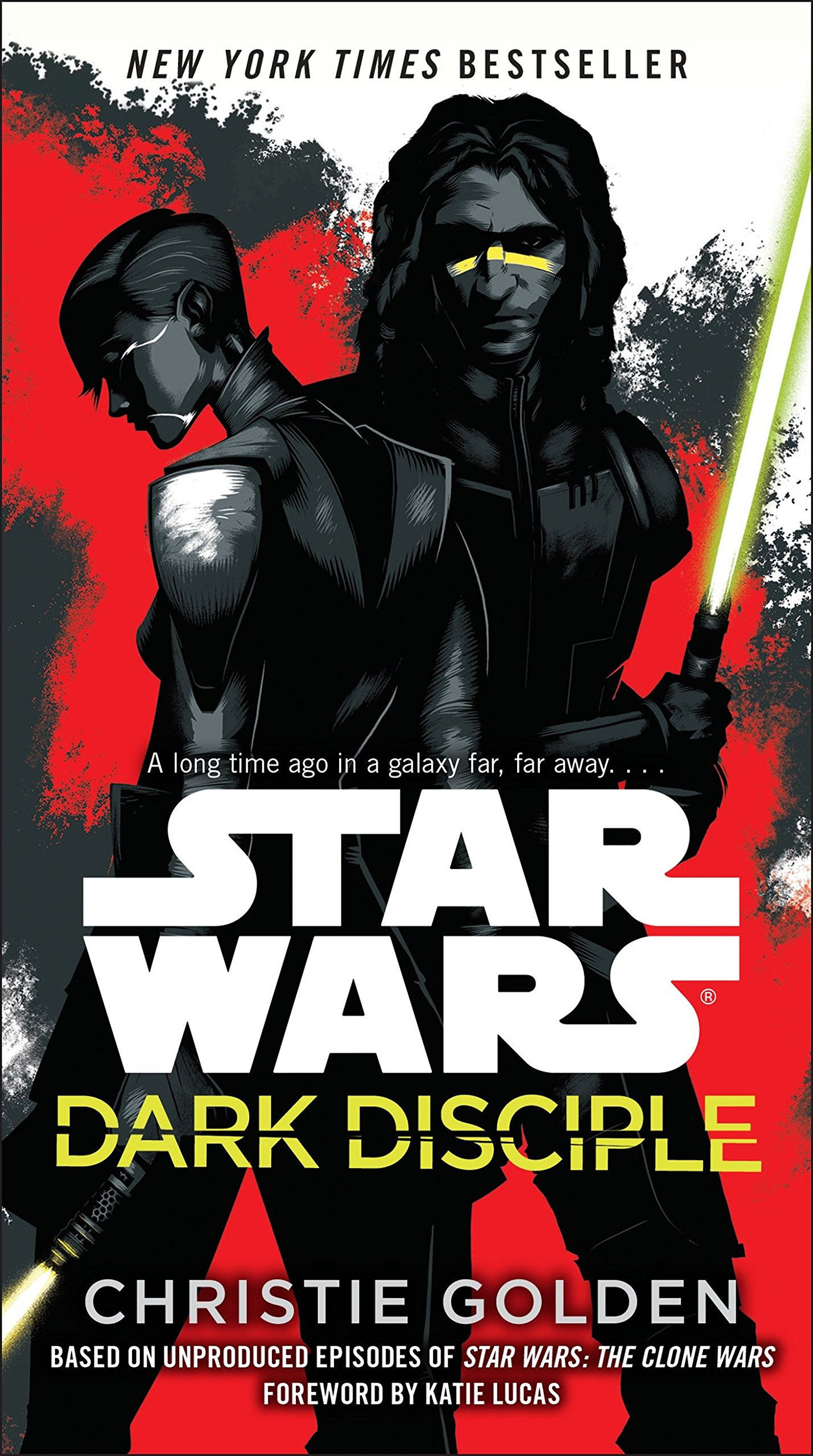 Dark Disciple Star Wars Amazonde Christie Golden Katie Lucas