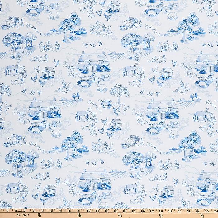 The Best English Garden Fabric