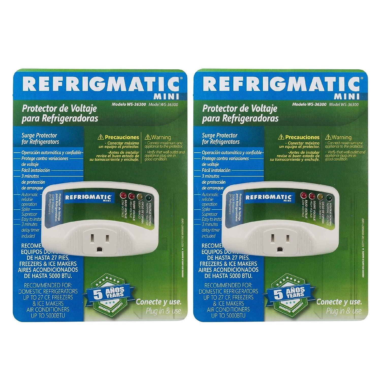 Refrigmatic WS-36300 - Protector de sobretensión electrónico para ...