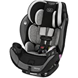 EveryStage DLX All-in-One Car Seat, Rear-Facing, Convertible and Booster Seat, Grows with Child Up to 120 lbs., Canyons Gray