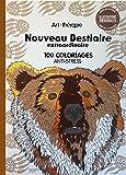 Nouveau Bestiaire extraordinaire: 100 coloriages anti-stress