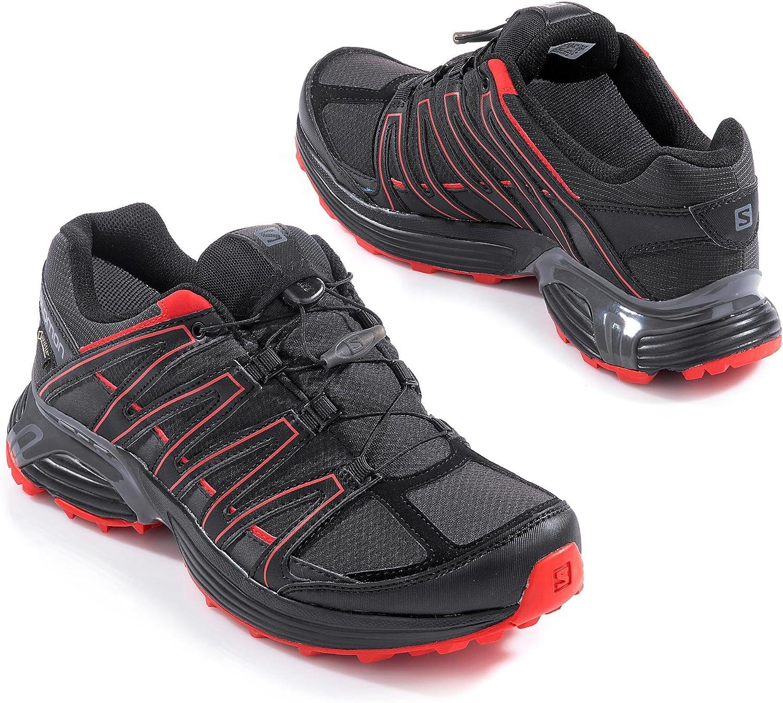 Zapatillas de Running de Hombre XT Asama Gore-Tex Salomon: Amazon ...