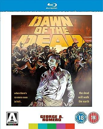 dawn of the dead 1978 directors cut blu ray