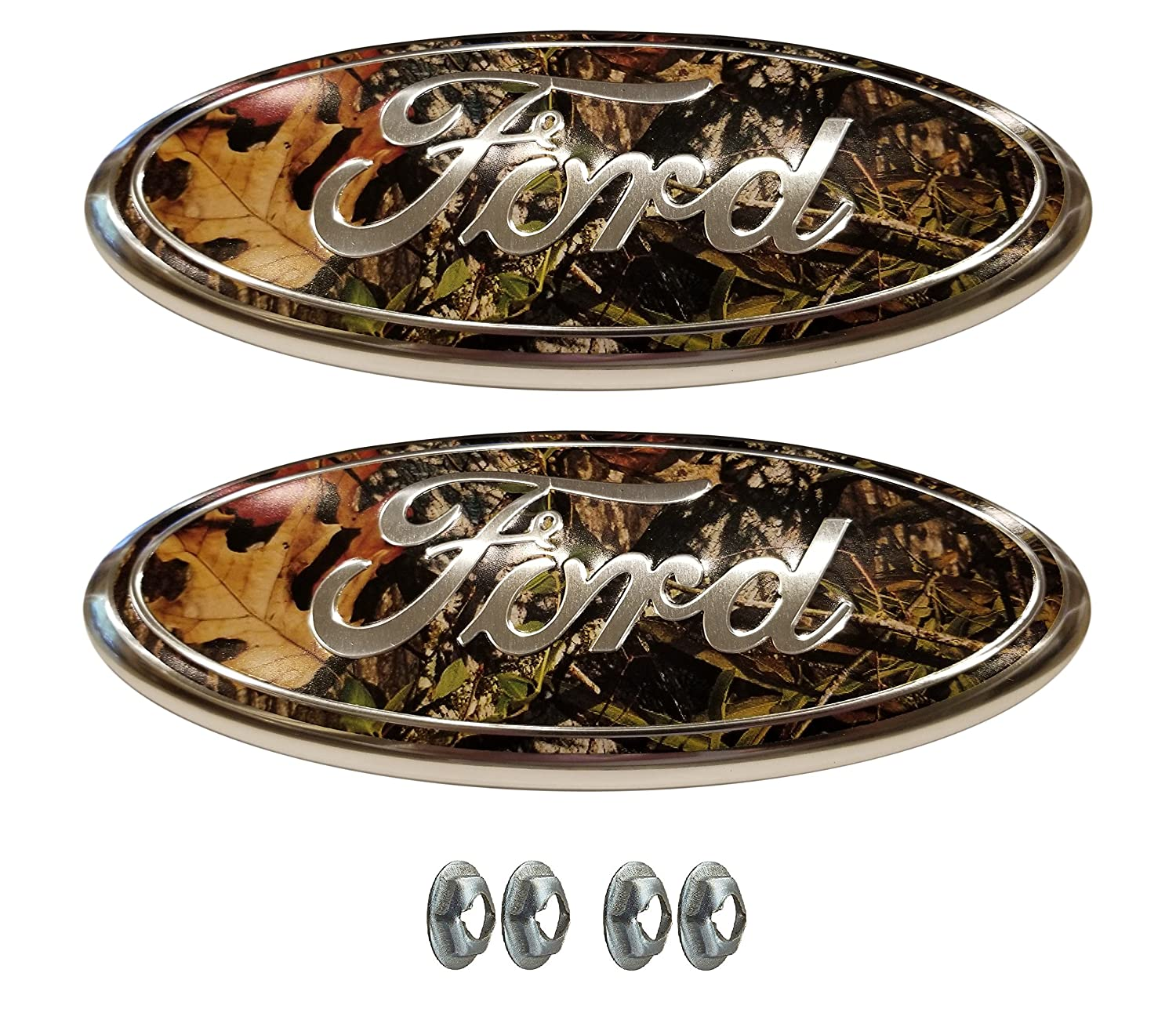 Amazon Muzzys Ford F150 Forest Camo Grille Or Tailgate Emblem