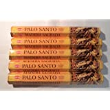 HEM PALO SANTO Incense (Holy Wood): 100 Incense Sticks (5 x 20 stick packs)