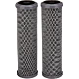 AmazonBasics AMZN-SCWH-5 Standard Duty Water 15,000 Gallons, Equivalent to Culligan SCWH-5 Whole House Replacement Filter, Wh