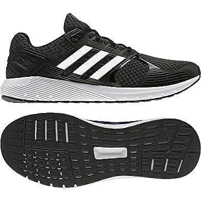 Zapatillas Running Hombre ADIDAS【DURAMO 9】BLANCO|Deportes