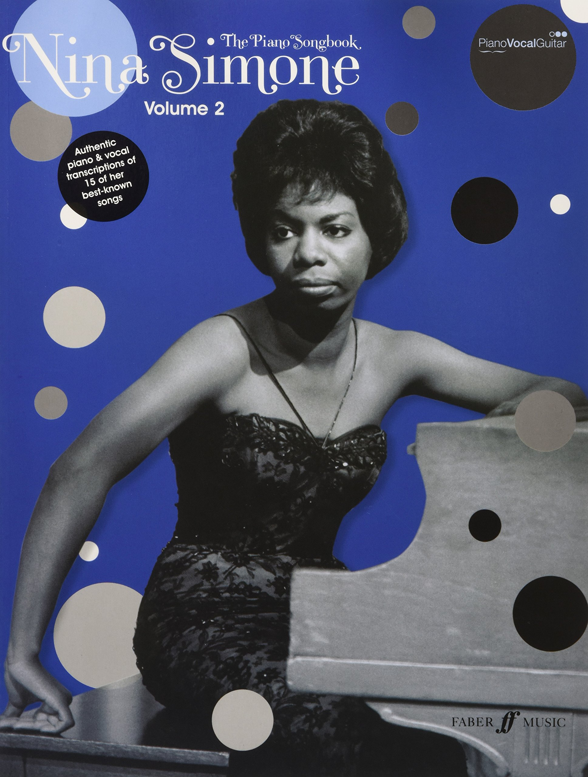 The Nina Simone Piano Songbook Volume 2 (Piano, Voice and