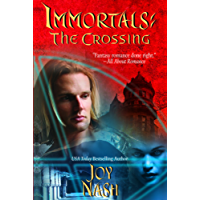The Crossing (Immortals Book 6) (English Edition)