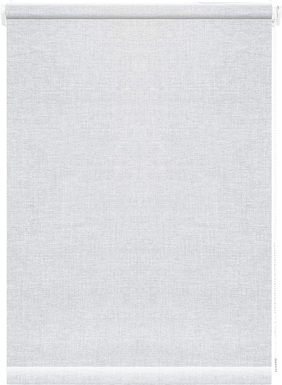 Beige Gardinia EASYFIX Stores enrouleurs Faro Polyester 60 x 150 cm