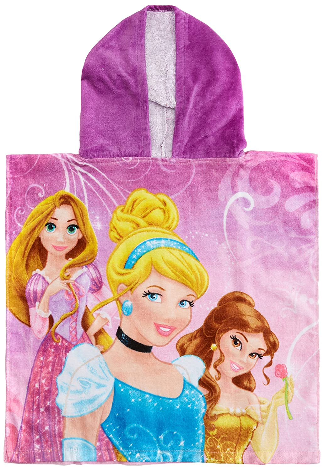 Disney Girl's Cover-up Disney QE1784 Girl' s Cover-up Purple (Purple)