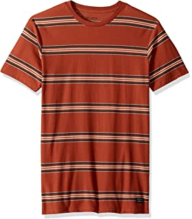 60bd05e40183 Amazon.com: Billabong Men's Die Cut Stripe Crew: Clothing