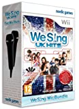 We Sing: UK Hits with Twin Mic Bundle (Wii)