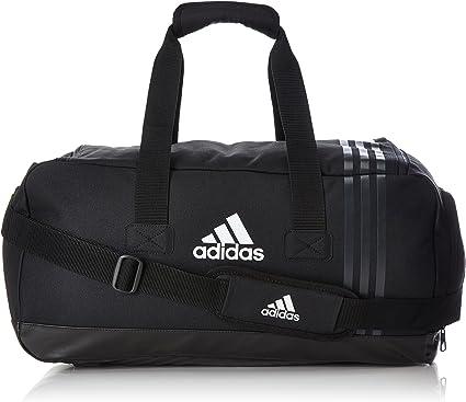 2018 sneakers free delivery catch adidas Tiro Sac de Sport Mixte Adulte, Noir/Gris/Blanc , S: Amazon ...
