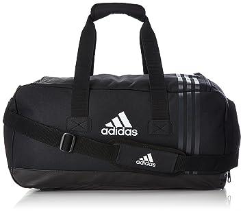 aff632aad0 adidas Tiro Sac de Sport Mixte Adulte, Noir/Gris/Blanc , S: Amazon ...