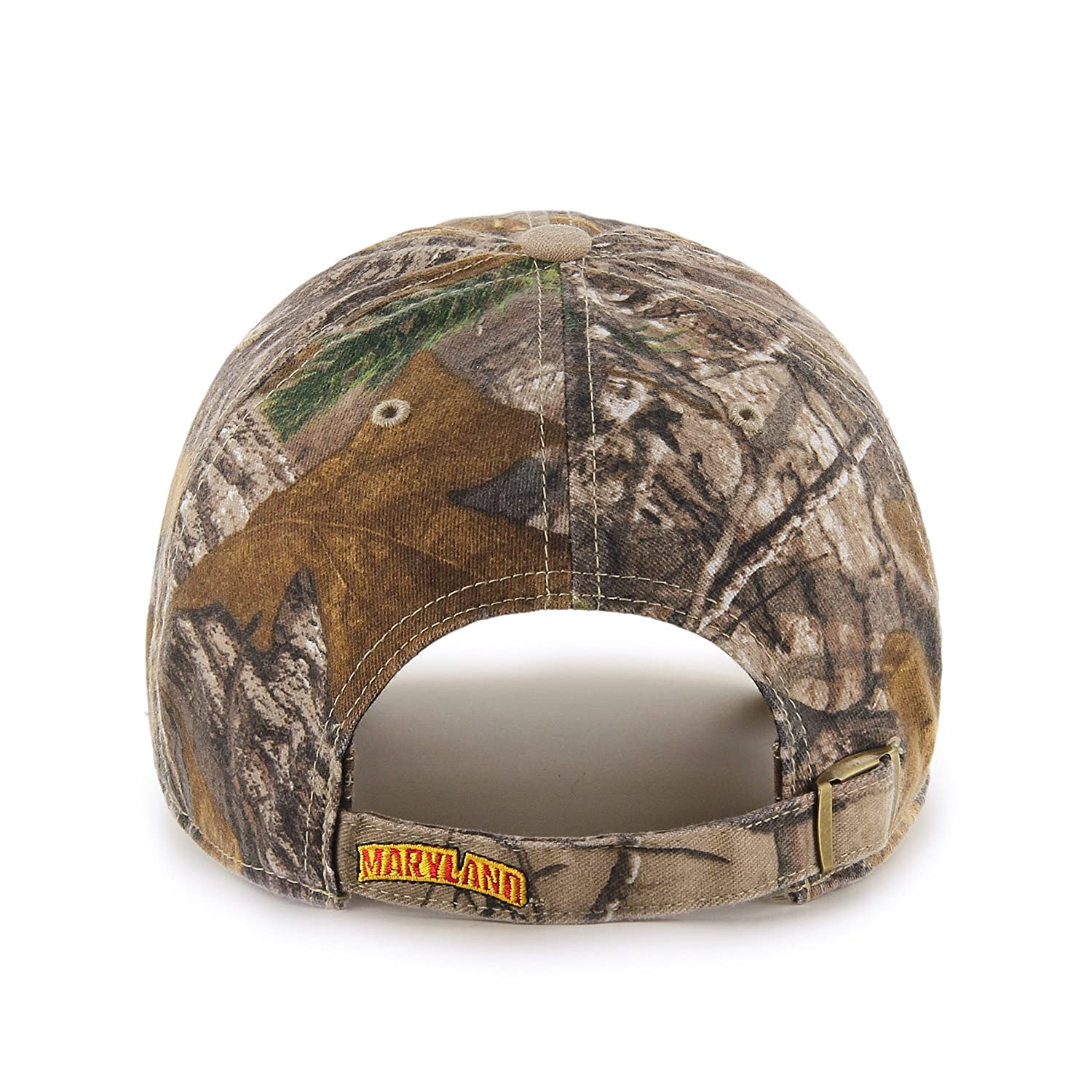 new product a7f4e 4994f Amazon.com    47 NCAA Maryland Terrapins Realtree Clean Up Adjustable Hat,  One Size, Realtree Camo   Sports   Outdoors