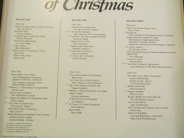 Various Artists - The Magic Of Christmas - Amazon.com Music