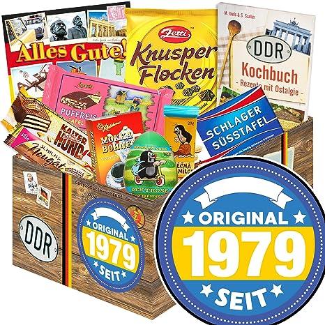 Original Seit 1979 Ddr Schokoladen Geschenk Geschenke 40 Geburtstag Frau