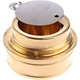 Compact Alcohol Burner- Spirit Alcohol Stove for Backpacking, Camping, and Hiking by PMLAND